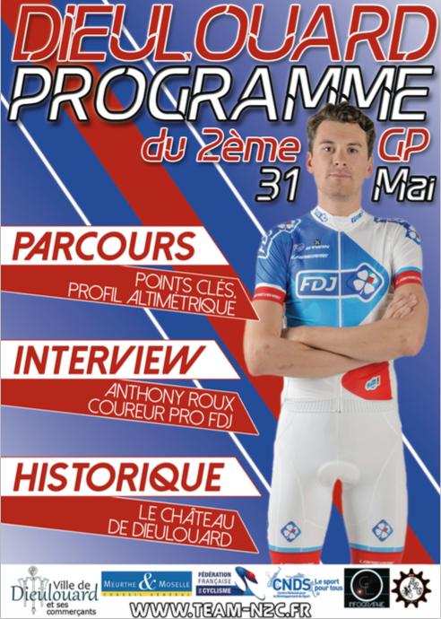 Visuel couverture programme GP DLD 2015