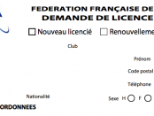 Licence 2018